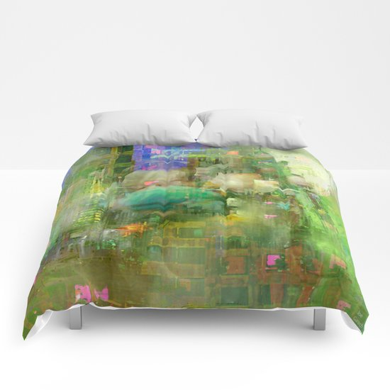 Somebody to Love Comforters