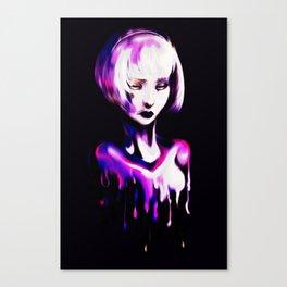 Sober Canvas Print