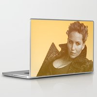 law Laptop & iPad Skins featuring J. LAW. by Hands in the Sky