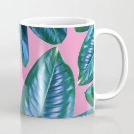Ficus Elastica Coffee Mug