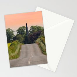 Country Road, Take Me Home  Stationery Cards