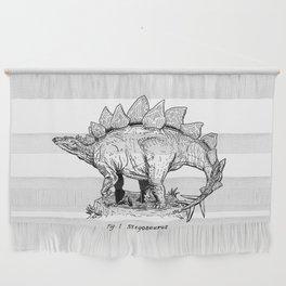 Figure One: Stegosaurus Wall Hanging