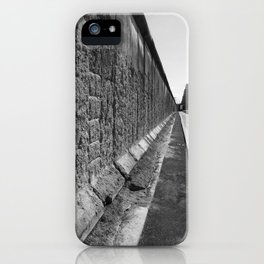 The Berlin Wall iPhone Case
