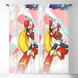 Rockman X series Blackout Curtain