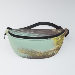 Autumn Palms Fanny Pack
