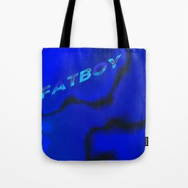 FATBOY MARBLED Tote Bag