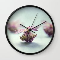 ballet Wall Clocks featuring ballet by Claudia Drossert
