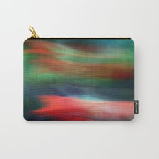 abstract Gladiolus #2 Carry-All Pouch