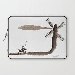Don Quixote de la Mancha Laptop Sleeve
