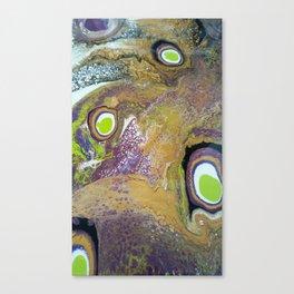 Green Eggs Canvas Print