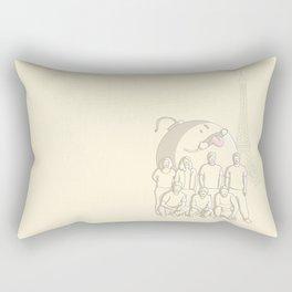 Photobomb Rectangular Pillow