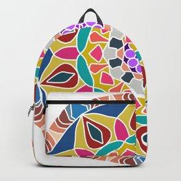 Mandala core Backpack