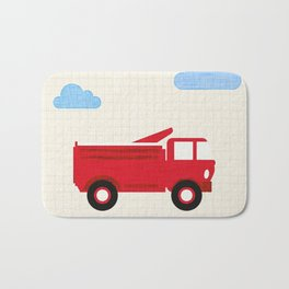 Truck Bath Mat
