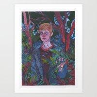 Kieren Walker Art Print