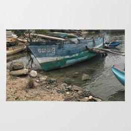 Harbor in Trinco Rug