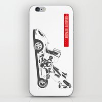 ferrari iPhone & iPod Skins featuring Ferrari 512 by Remove Before . . .