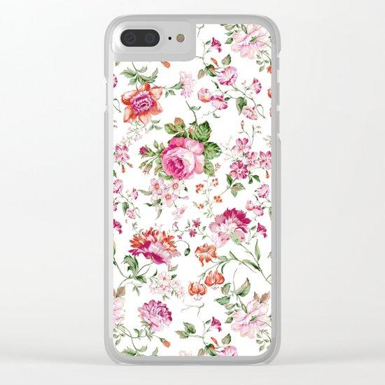 christine 4 Clear iPhone Case