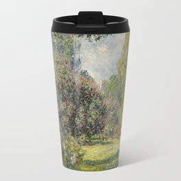Landscape: The Parc Monceau Travel Mug