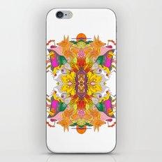 Free Psych and Mirrors - Antonio Feliz iPhone & iPod Skin