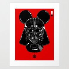 Cayenne Pepper — Vador Mouse Art Print