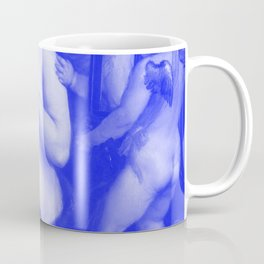 Venus with a Mirror - Titian Japanese Porcelain Concept Coffee Mug