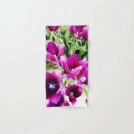 Tulips of Abbotsford Hand & Bath Towel