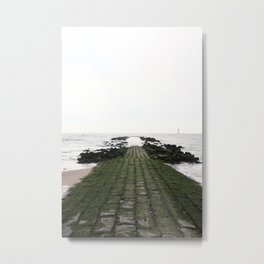 Look at the Sea Metal Print