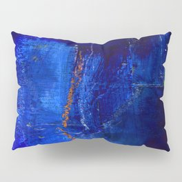 Into The Blue No.3a by Kathy Morton Stanion Pillow Sham