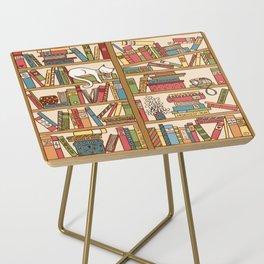 Bookshelf No. 1 Side Table