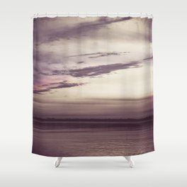If This Is All Shower Curtain