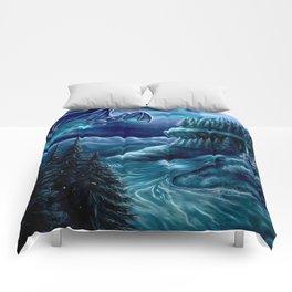 Nordiska Skogen Comforters