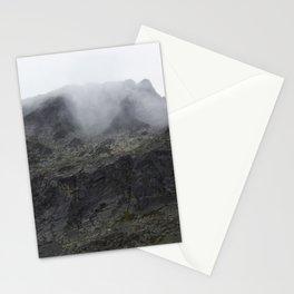 Blackcomb Peak Mist Stationery Cards