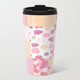 Beautiful Patch 6 Metal Travel Mug
