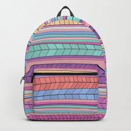 TROPICAL BRAIDS Backpack