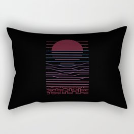 Leave The City For The Sale Rectangular Pillow