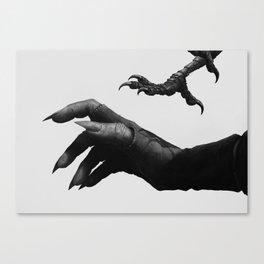 Gentle Creatures Canvas Print