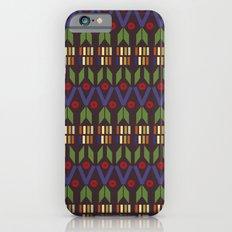 Geometric Shapes iPhone 6s Slim Case