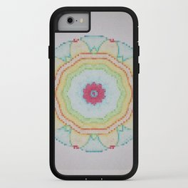Mosaic Mandala iPhone Case