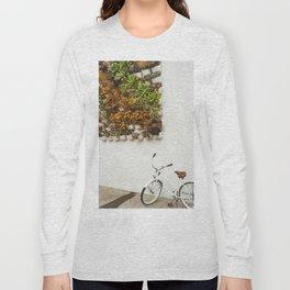 San Diego Sidewalk Long Sleeve T-shirt