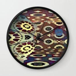 Resurrect Corner Balls Wall Clock