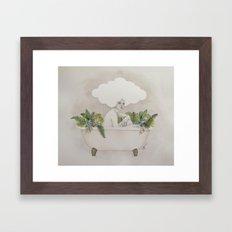 Hydra Framed Art Print