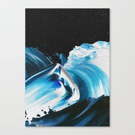 SAPPHIRES & SUFFOCATORS Canvas Print