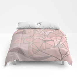Rose Gold Comforters