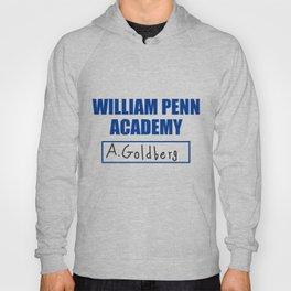 William Penn Academy Gym Shirt  Hoody