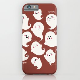 Ghost Party iPhone Case