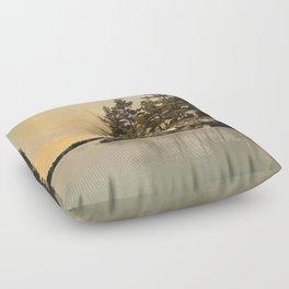 Frontenac Provincial Park Poster Floor Pillow