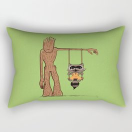 Come Swing With Me Rectangular Pillow