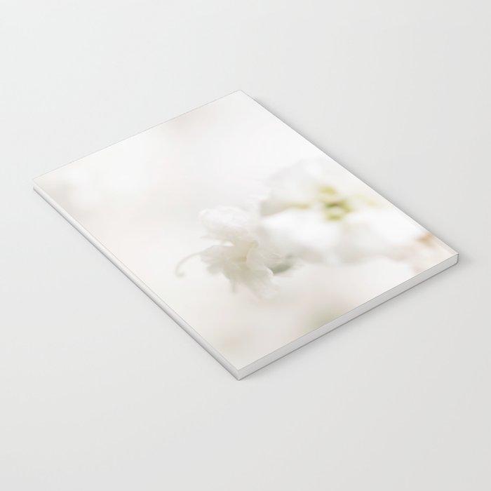 Gypsophila Notebook
