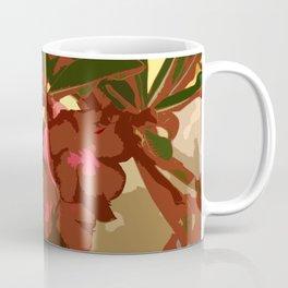 Beautiful Excotic Flowers Coffee Mug