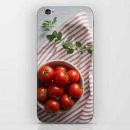 Summer Tomatoes iPhone Skin